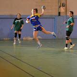 Moins de 18 féminines contre La Châtillonnaise (08-12-13) P.Parize