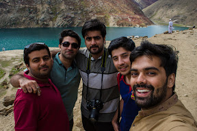 @Lulusar Lake, Kaghan Valley