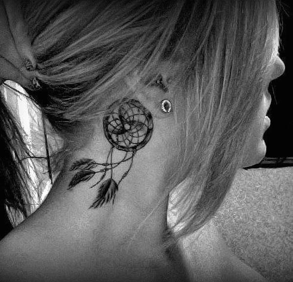 pescoço_dreamcatcher_tatuagem