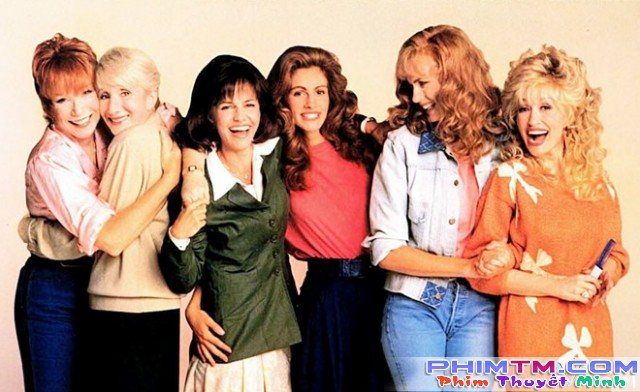 Xem Phim Những Quý Bà - Steel Magnolias - phimtm.com - Ảnh 1