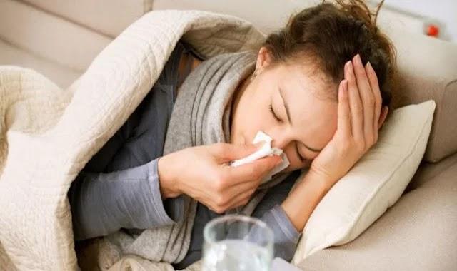 طرق الوقاية من نزلات البرد والانفلونزا
