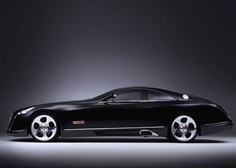 Mercedes-Benz Maybach Exelero – $8 Million most expensive car on the planet (1)