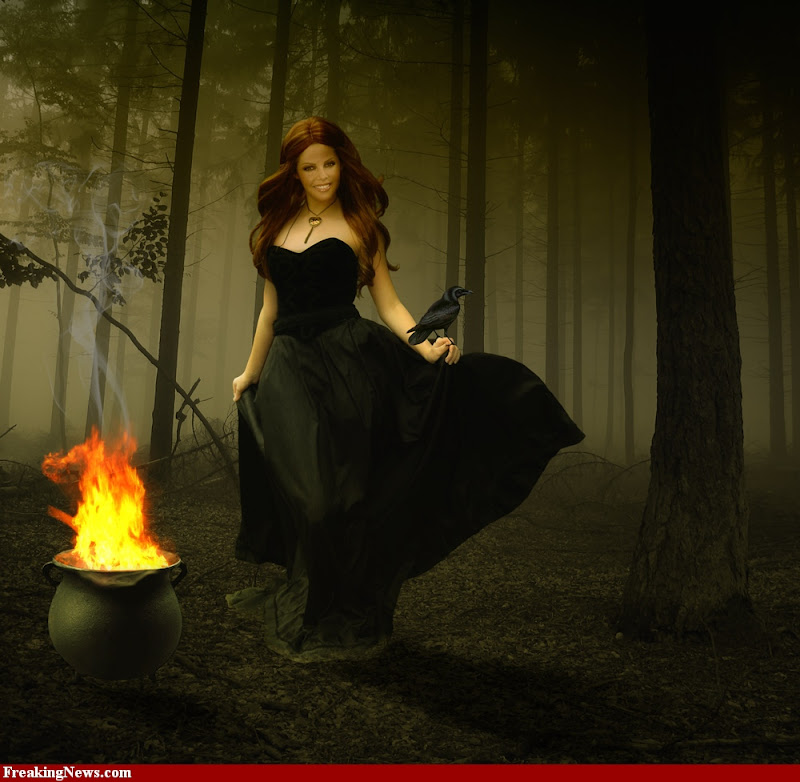 Charlize The Witch, Pretty Witches