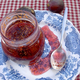 Black Figs And Vanilla Jam