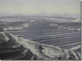 les mines de Yakoutie