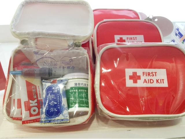 Sophisca First Aid Kit
