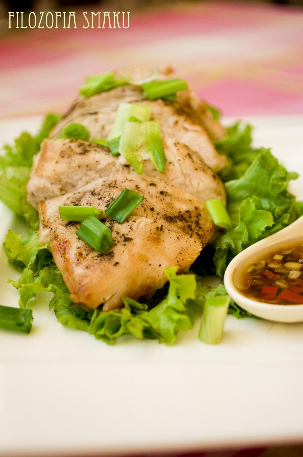 Kurczak W Sosie Sojowo Sezamowym Po Wietnamsku Filozofia Smaku