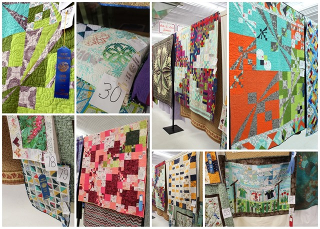 Quilt Collage from Lodi Ag Fair 2016