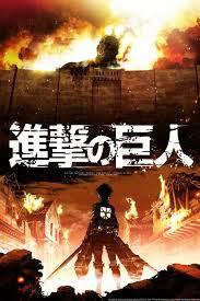 Attack On Titan, Shingeki No Kyojin