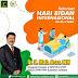 5 Mei Hari Bidan Internasional, Anggota DPR/MPR RI Dr. H. Muh. Aras, S.Pd., MM Ucapkan Selamat