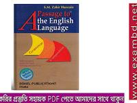 A passage To The English Language (Part 6) PDF Download