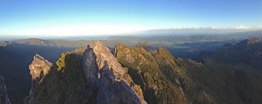 Coromandel Peninsula: The Pinnacles