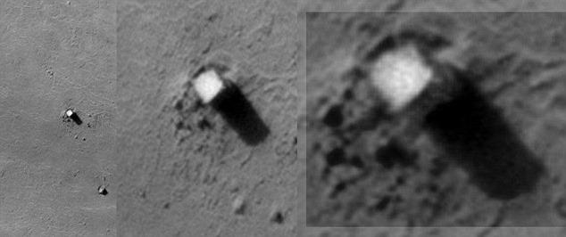 civilizações extraterrestr em Marte 02