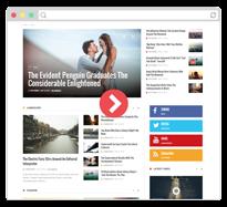MaxBlog - Responsive Magazine Blogger Template - 15