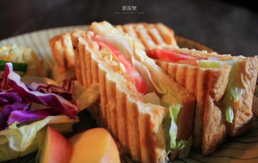 台南中西區咖啡館推薦,順風號-9