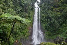 Wodospad Gitgit
