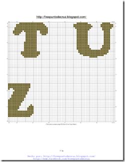 Abecedario punto de cruz letras verdespng (9)