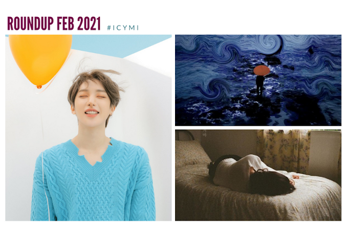 [Roundup February 2021] Jeong Min, Sojung, Seo Mingyu and Narachan