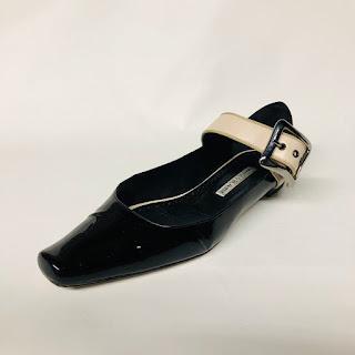 Manolo Blahnik Patent Leather Flats