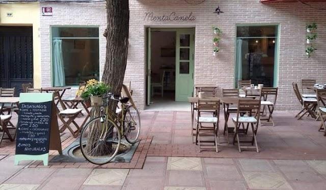 MentaCanela • Café Bar