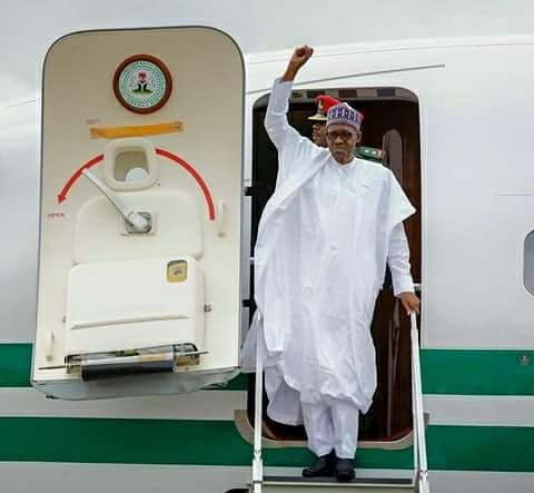 President Buhari Set For US Trip on Monday