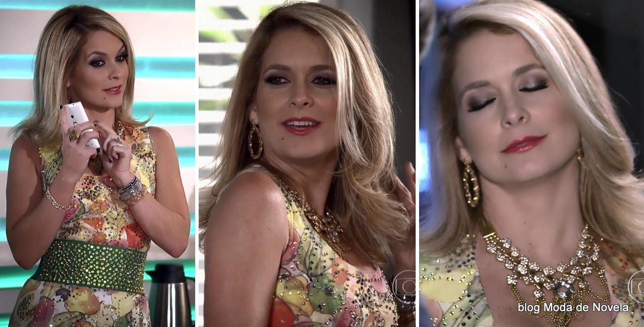 moda da novela Geração Brasil - look da Pamela dia 12 de maio