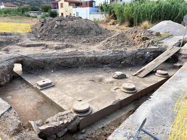 Νέα ευρήματα έρχονται σταδιακά στο φως στην αρχαία Δημητριάδα