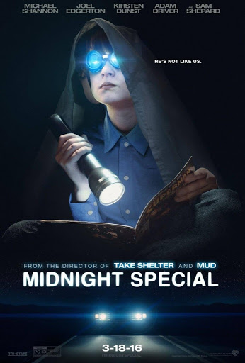 O Εκλεκτός της Νύχτας (Midnight Special) Poster