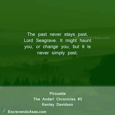 Pirouette - The Andari Chronicles #3 - Kenley Davidson