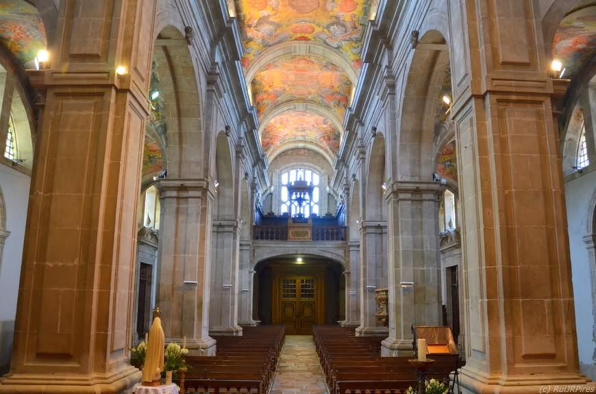 Sé Catedral de Lamego - Igreja-casa-mãe da Diocese de Lamego - Portugal (18)