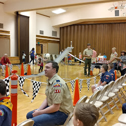 Scottsdale Stake 2018 Pinewood Derby