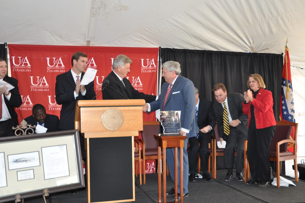 UACCH-Texarkana Creation Ceremony & Steel Signing - DSC_0181.JPG