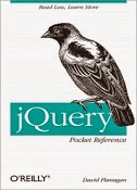 jQuery Pocket Reference