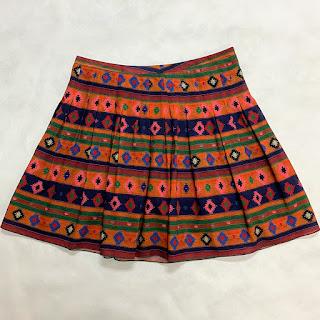 A-K-R-I-S Punto Navajo Skirt