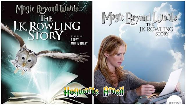 Hoje completa 10 anos desde que Magic Beyond Words: The J.K. Rowling Story foi transmitido pela primeira vez