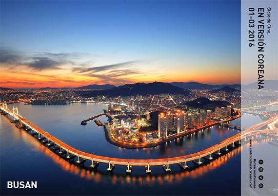 'Busan, una ciudad de cine' en el Centro Cultural Coreano
