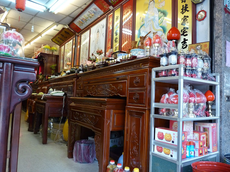 TAIWAN Taipei autour de Longshan Temple - P1120552.JPG