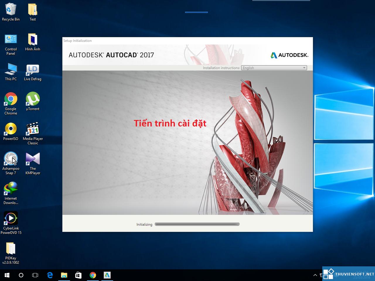 Autodesk AutoCAD 2017 Full, Link GDrive