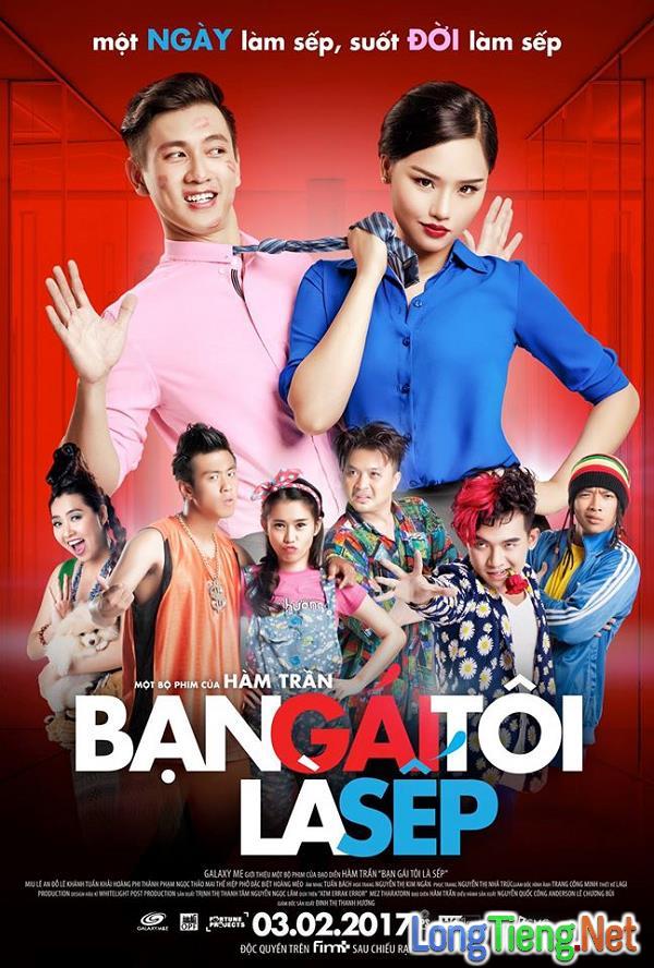 Miu Lê tỏa sáng trong phim hài cười té ghế Bạn Gái Tôi Là Sếp - Ảnh 1.