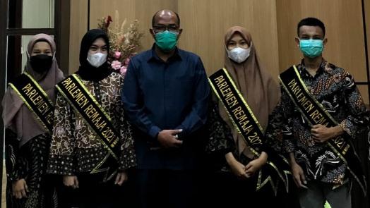 Ketua DPRD Sumbar Dukung Siswa Sumbar Ikut Parlemen Remaja