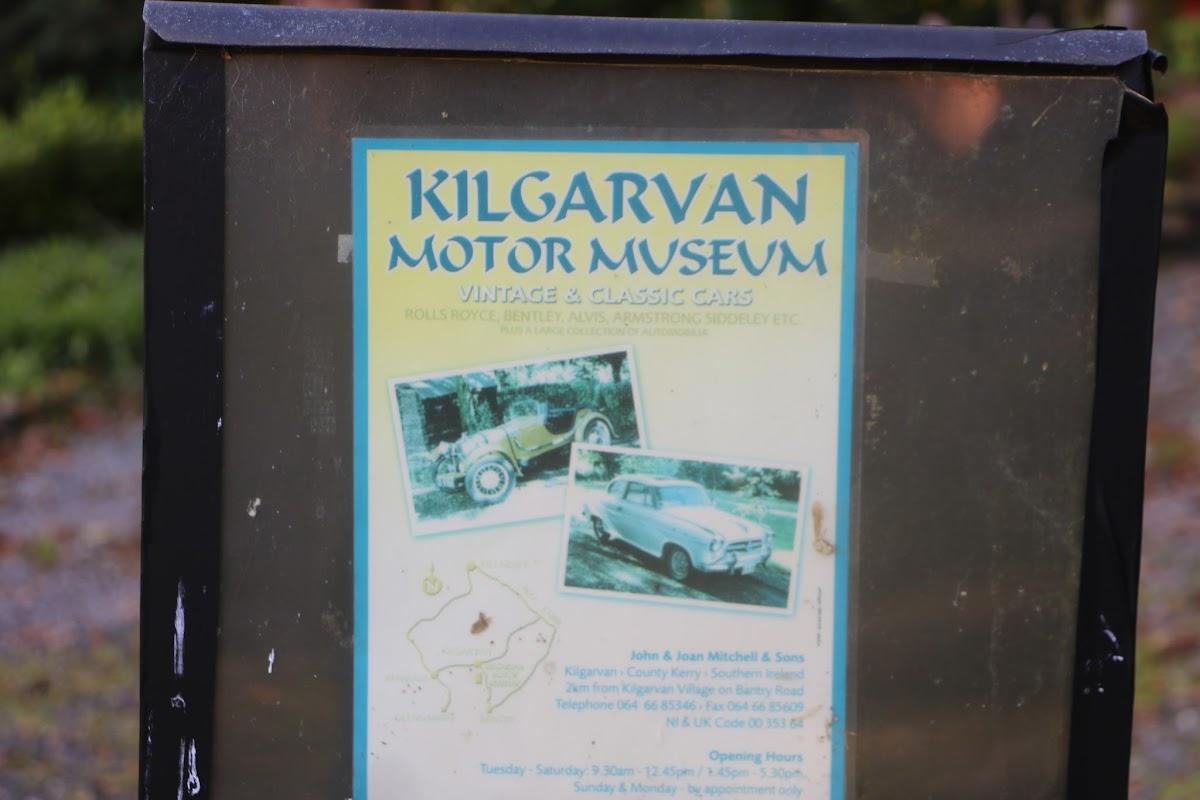 Kilgarvan Motor Museum 0002.JPG