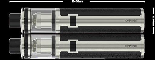 UNIMAX 25 03 thumb%25255B2%25255D.png - 【MOD】初心者御用達「Joyetech UNIMAX 25スターターキット」レビュー。大容量3000mAhでビギナーに最適な25mm MOD。