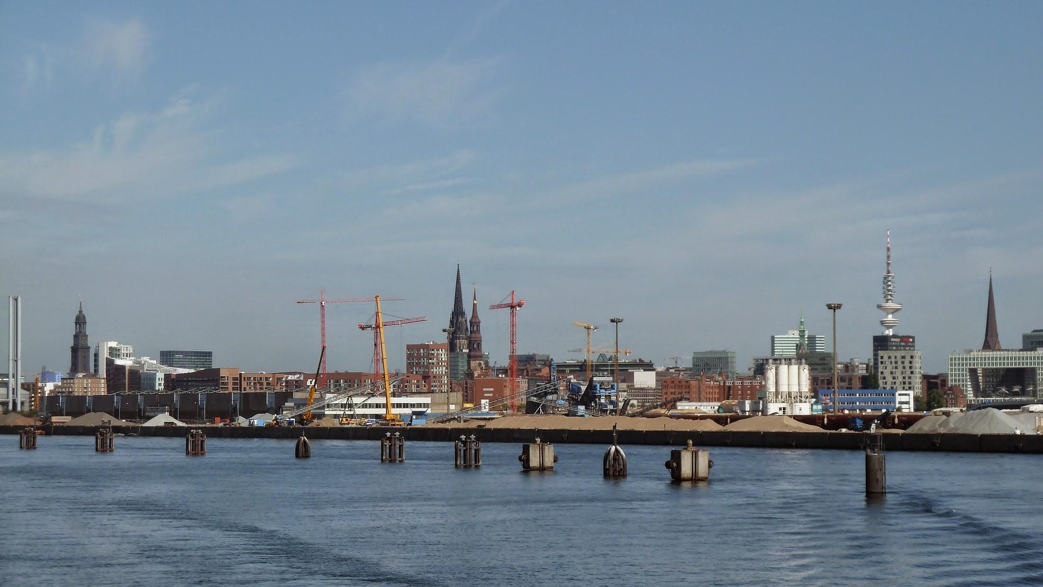 Hamburg Sykline