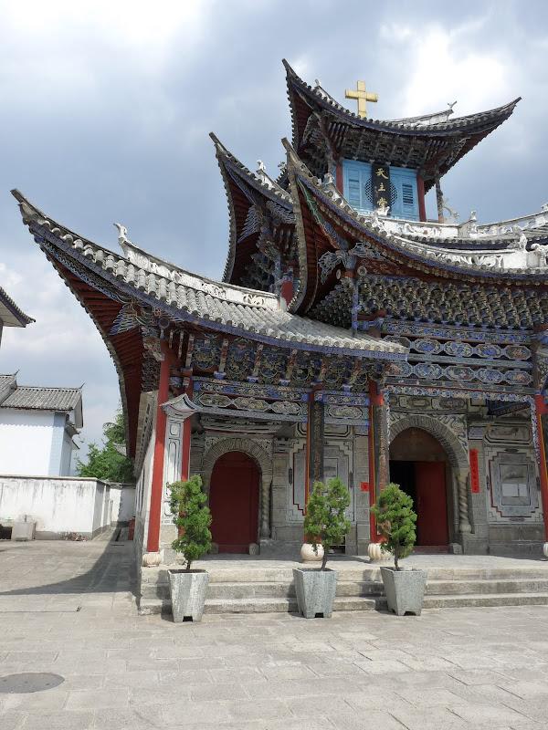 CHINE .Yunnan DALI 2 - P1170519.JPG
