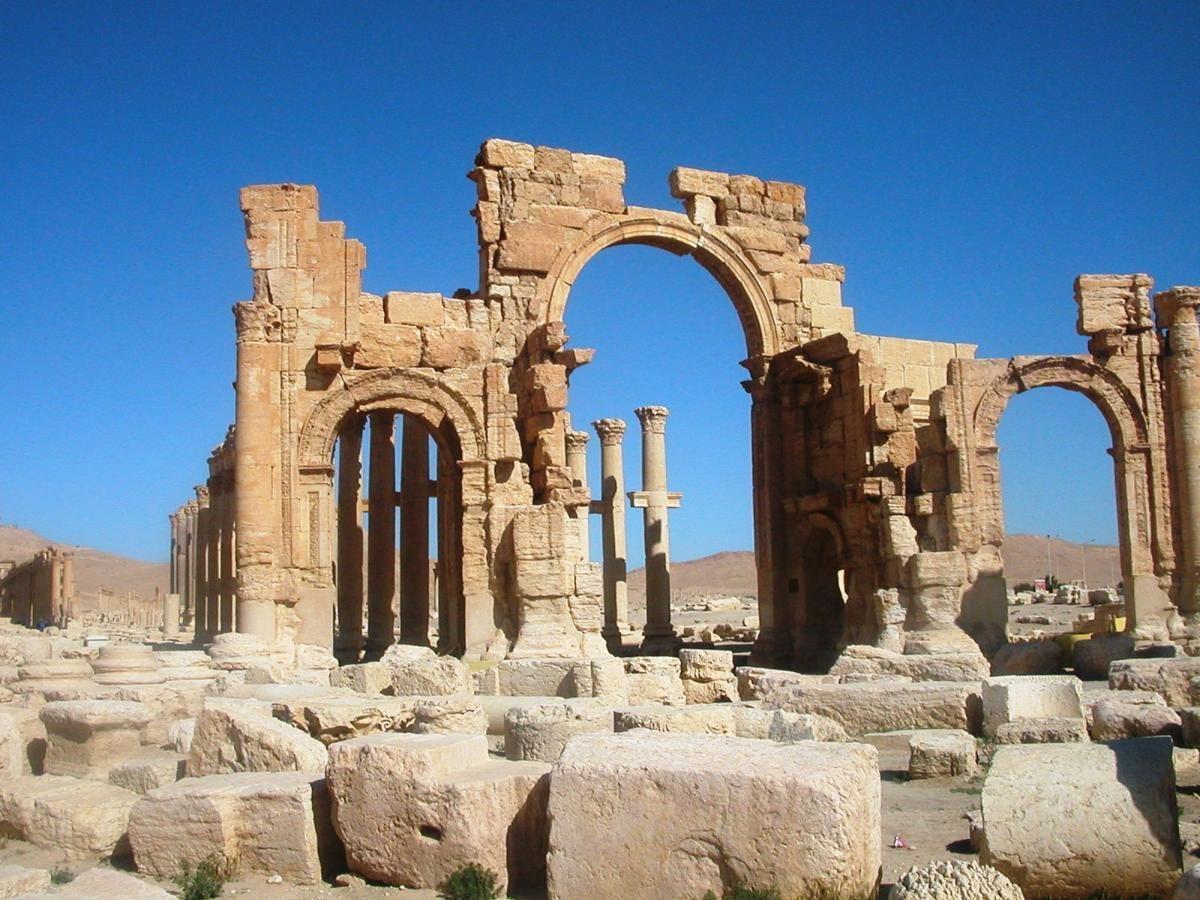Reisinformatie Syrië