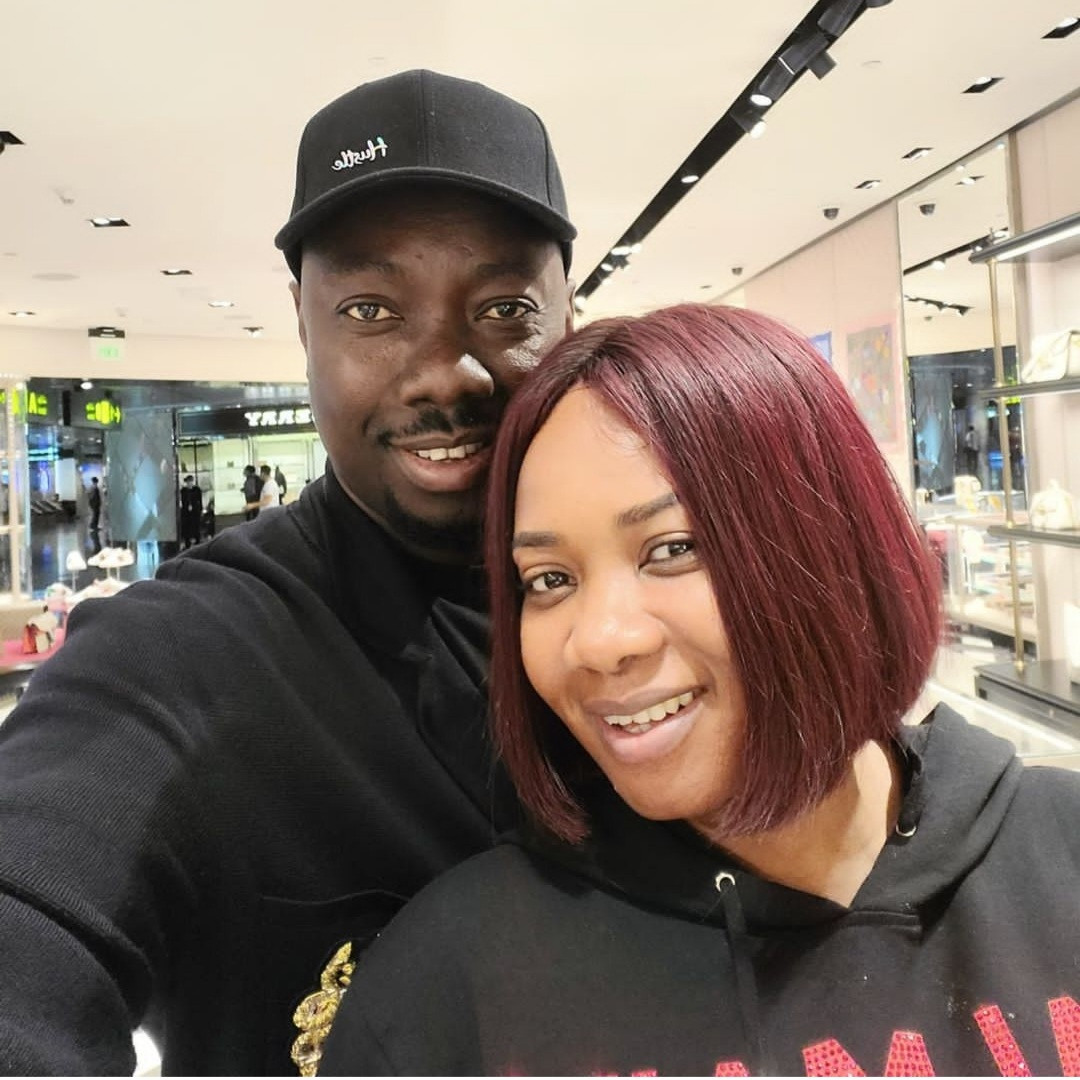"""""""I started dating my wife when I was living in one room with other guys"""" - Obi Cubana speaks on his relationship with wife (video)"""