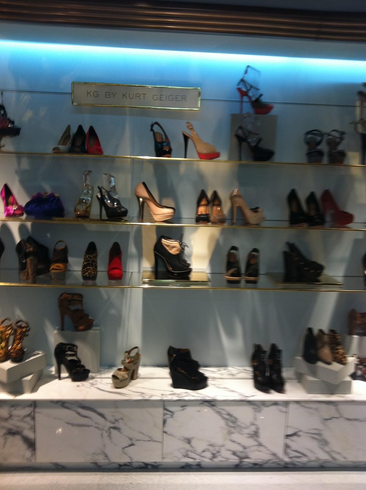Shoe Store Td Centre