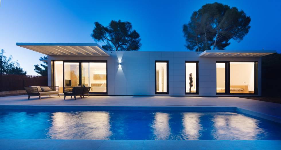 Nueve consejos si estás pensando en tener una casa prefabricada