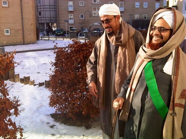 Dakwah Ramah, Habib Umar bin Hafidz Ceramah dan Shalat Dalam Gereja