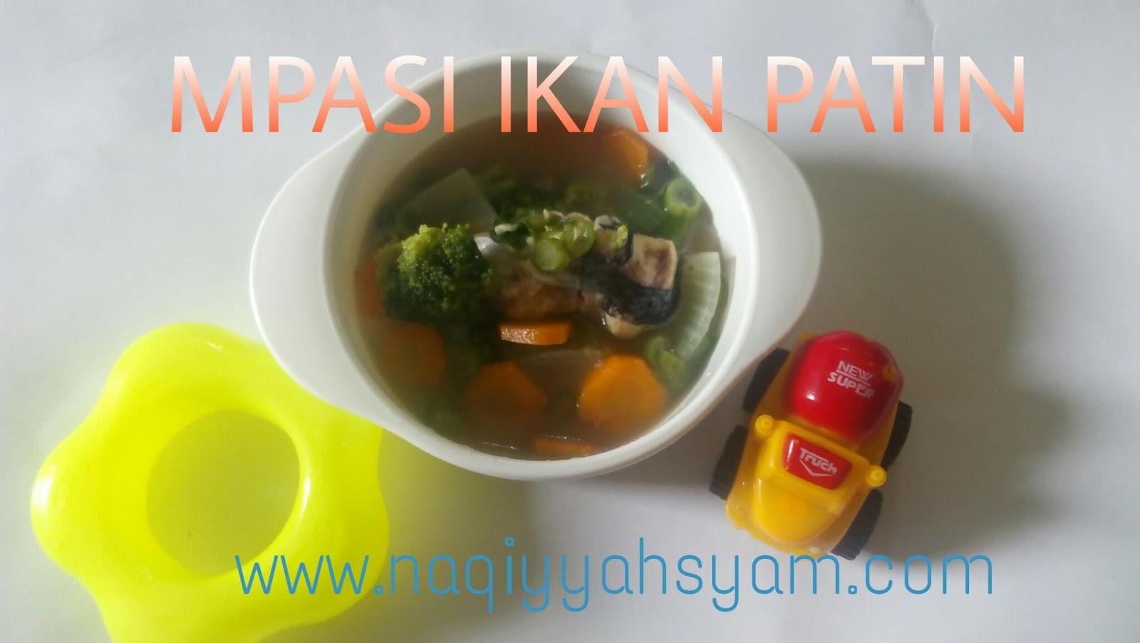 Naqiyyah Syam I Blogger Parenting Dan Lifestyle Lampung Resep Mpasi 1 Tahun Ikan Patin Wortel Buncis Dan Brokoli